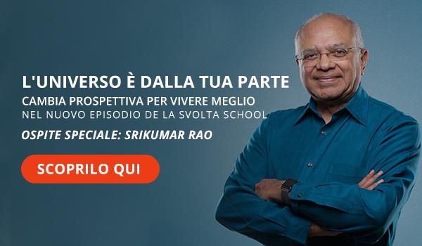 Srikumar Rao La Svolta School